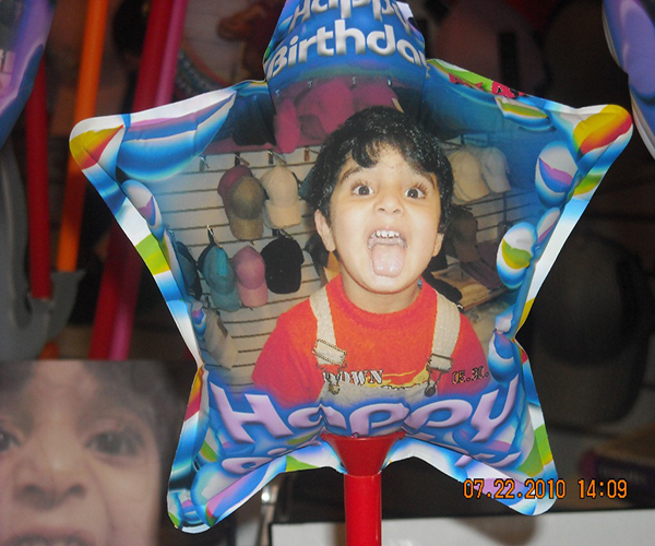 Photo or Picture Balloons