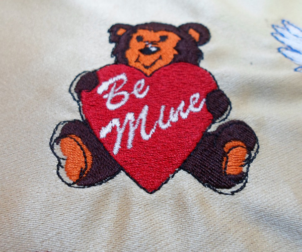 Valentine Embroidery Designs | Instant Embroidery Houston